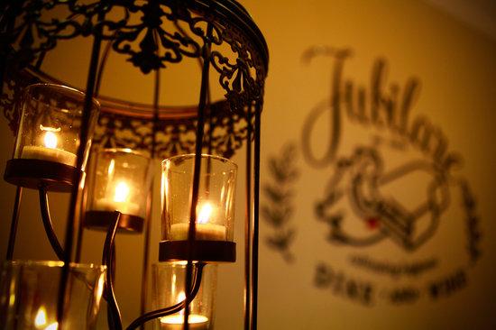Jubilare Dine and Wine