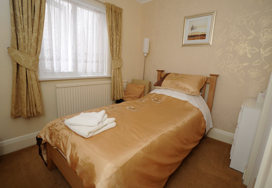 The Hillcrest: En-suite single room