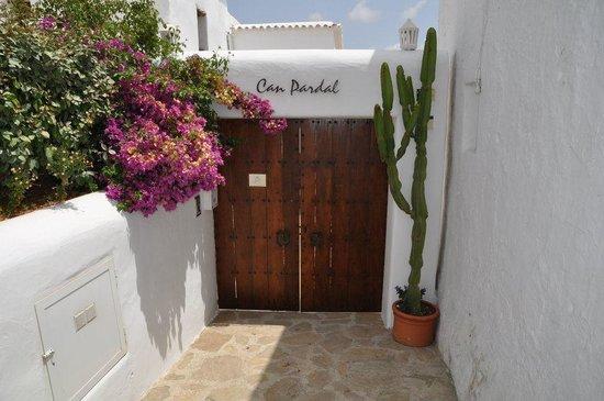 Boutique Hotel Can Pardal: Entrance