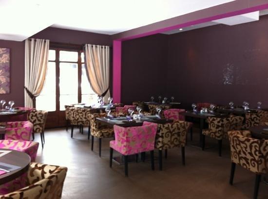 La Table des Lys : salle