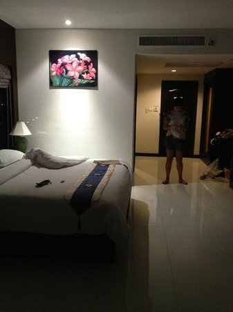 Amata Resort: Big, clean room