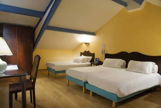Hotel Alexandrie: Cahmbre familiale