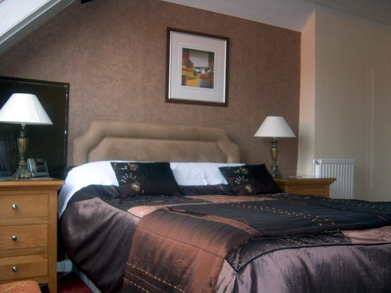 The Hillcrest: En-suite double room