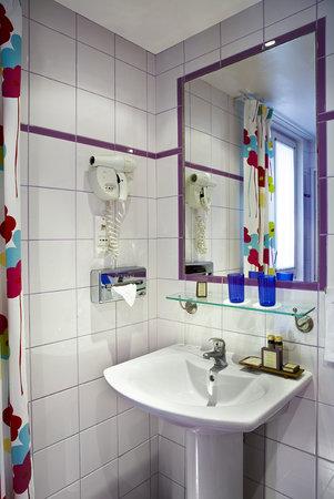 Hotel Alexandrie: Salle de bain