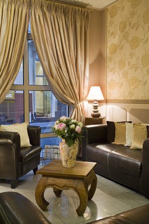 Hotel Alexandrie: Salon