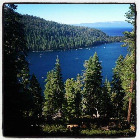 lake tahoe inspiration vista point photo by nubia brasil matos