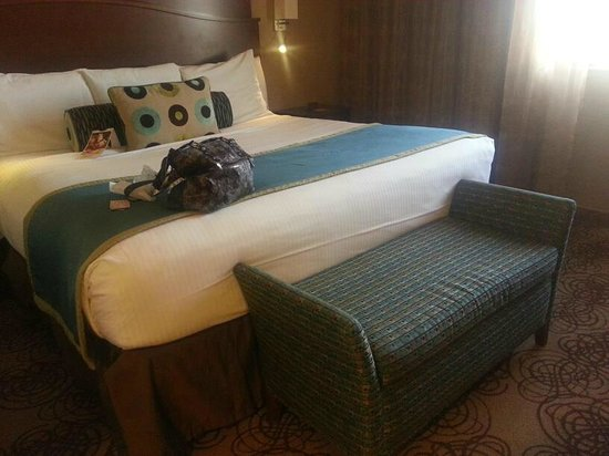 Choctaw Casino Resort: Comfy King