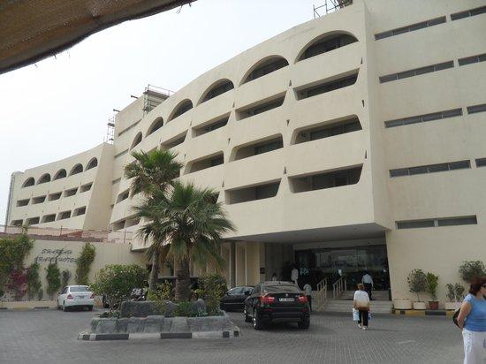 Grand Hotel Sharjah: отель