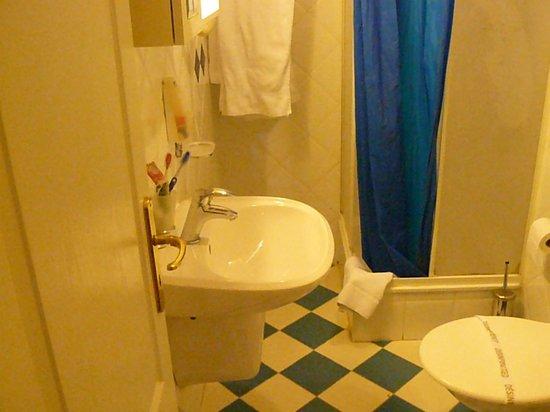 Residence V Tunich 14: bagno
