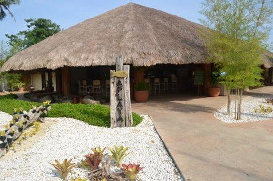Bluewater Panglao Beach Resort: Cabana