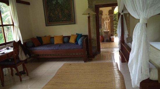 Alam Shanti: Zimmer Shindu