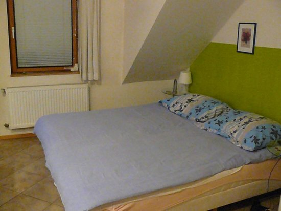 Residence V Tunich 14: letto