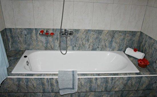 Pension George: Il bagno