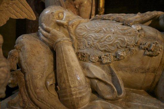 Uppsala, Sweden: Sarcophagus of John III
