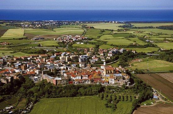 Locanda degli Etruschi: Montalto di Castro