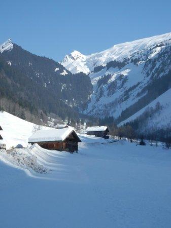 L'Auberge Nordique: Vallée du Bouchet