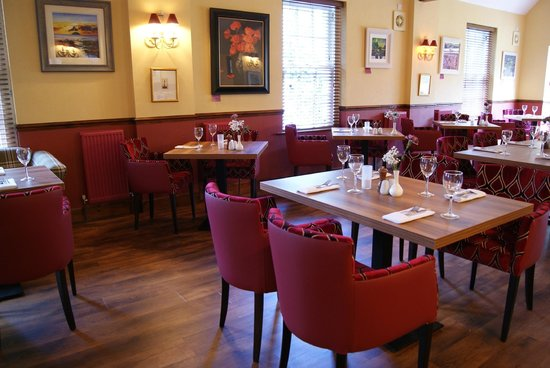 The Selkirk Arms Bar, Bistro and Restaurant: The Restaurant refurbishment 2013