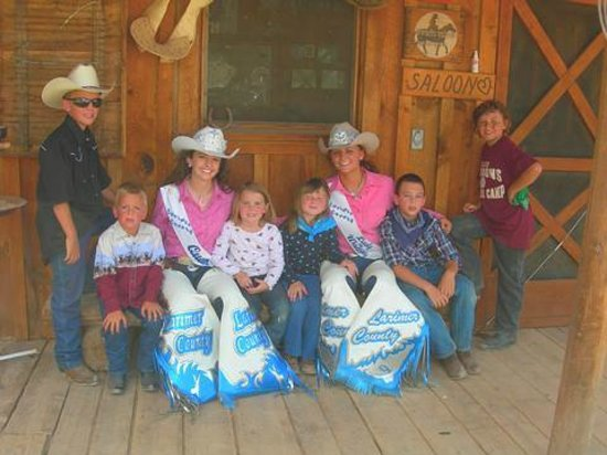 Sylvan Dale Guest Ranch: Rodeo Queens