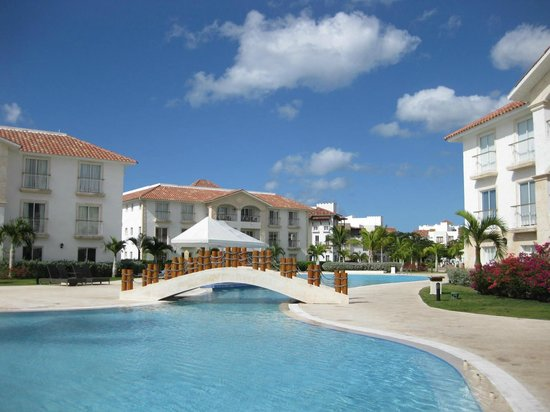 Hotel Weare Bayahibe: Lovely hotel grounds