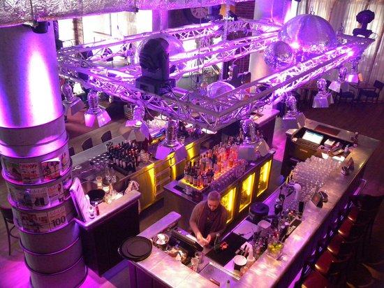 pentahotel Vienna: L'american bar dell'albergo