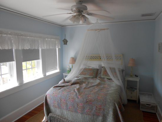 Inn Shepard's Park Bed and Breakfast : Paradise Room