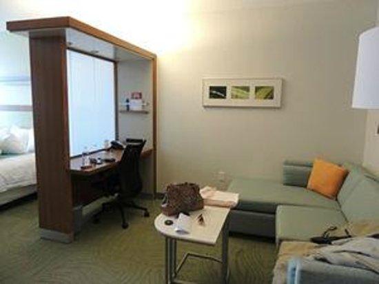 SpringHill Suites Philadelphia Airport/Ridley Park : Desk area