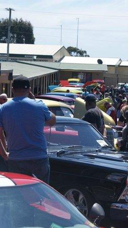 Car Show, Tasmania