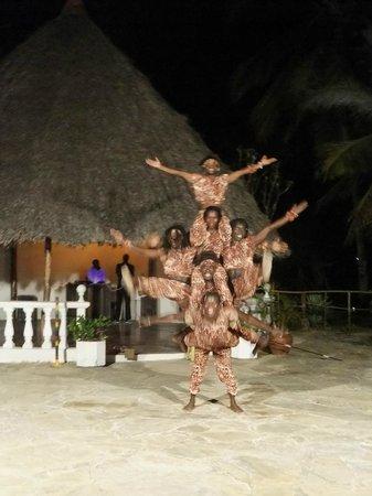 Papillon Lagoon Reef: Acrobatics!!