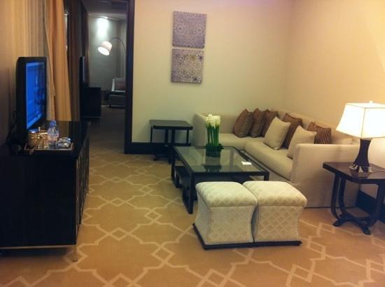 The St. Regis Doha: Suite im St. Regis Hotel, Doha