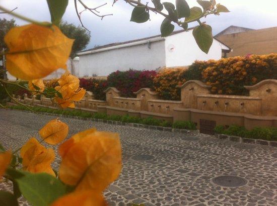 Camino Real Antigua: Entrada