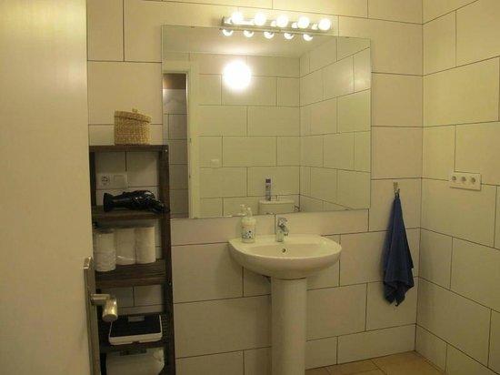 360 Hostel Barcelona: WC