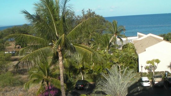 Aston at the Maui Banyan: view from the room