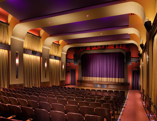 ‪فرانكلين, ‪Tennessee‬: Franklin Theatre Auditorium‬