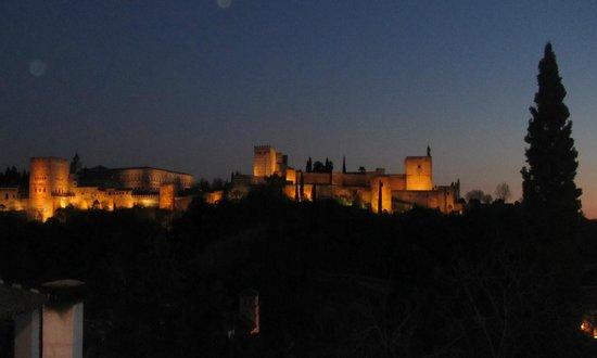 Hotel Inglaterra: Alhambra