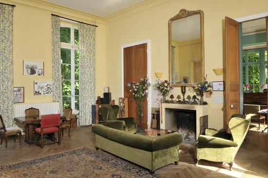 Le Petit Chateau de la Brosse : Salon