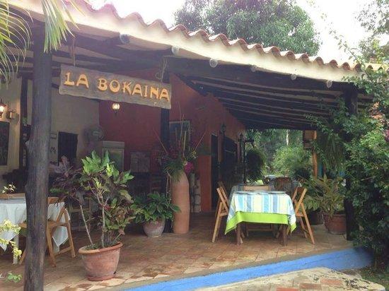 Hotel Posada La Bokaina: Recepcioón / Comedor
