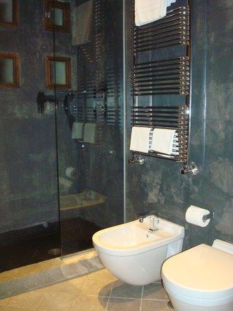 Aquapetra Resort & Spa: bagno