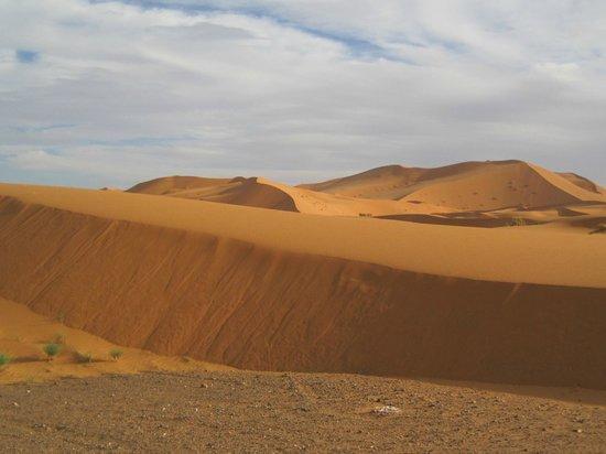 Auberge Les Roches: Wüste