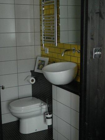 Manorhaus Llangollen: wet room
