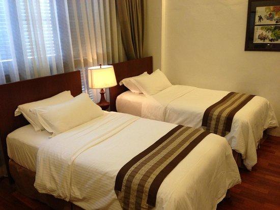 麒麟大廈庭院精品酒店照片
