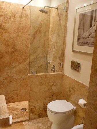Hotel Sant Anna Roma: douche...