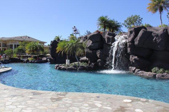 Kings' Land by Hilton Grand Vacations: Waterfalls/Pools