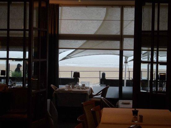 Andromeda Hotel : Petit déjeuner