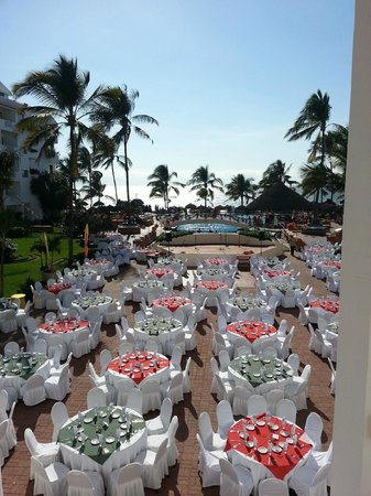 Marival Resort & Suites: mexcican night