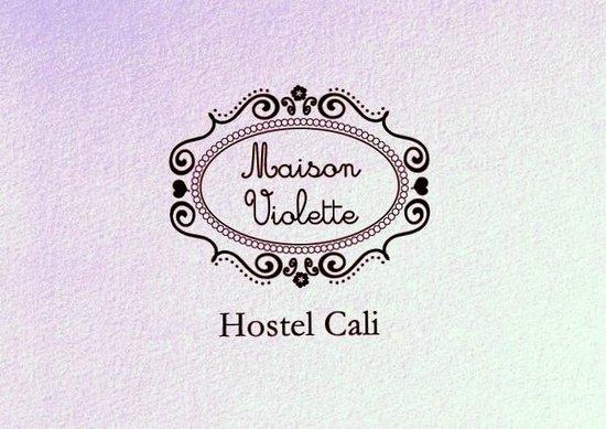 Fenetre picture of la maison violette cali tripadvisor for Maison violette