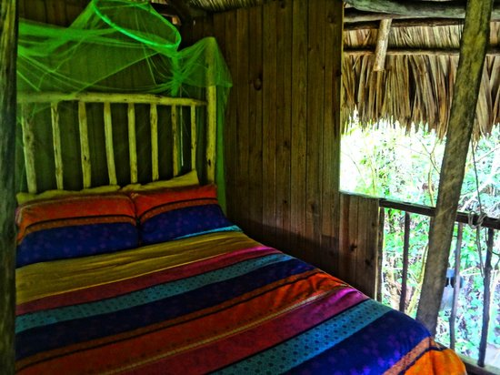 Martz Farm Treehouses and Cabanas Ltd.: Treehouse