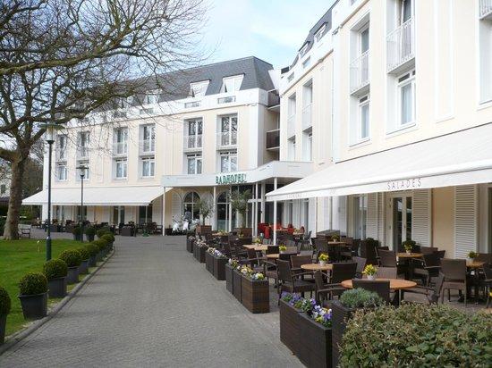 Domburg, The Netherlands: Hotel voorzijde