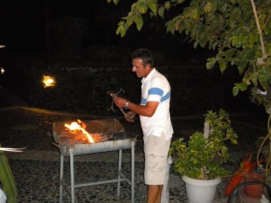 Artemis Village: la grigliata di artemis!!