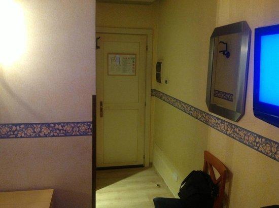 Hotel Duomo Salo: ingresso
