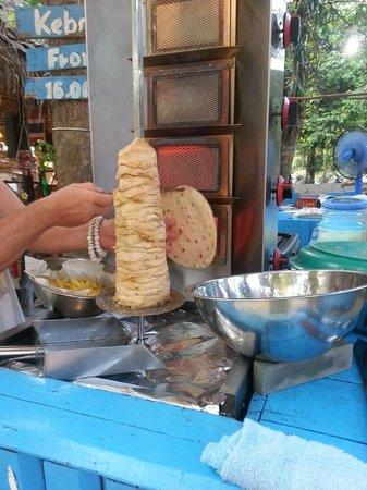 SouvLucky Chicken Kebab